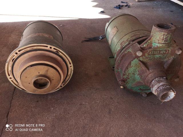 Motobombas 1cv 220V trifásicas
