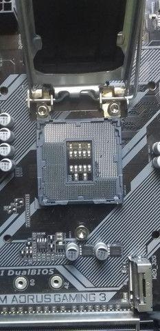 Placa-Mãe Gigabyte Aorus B360M Aorus Gaming 3 / Ler descrição !