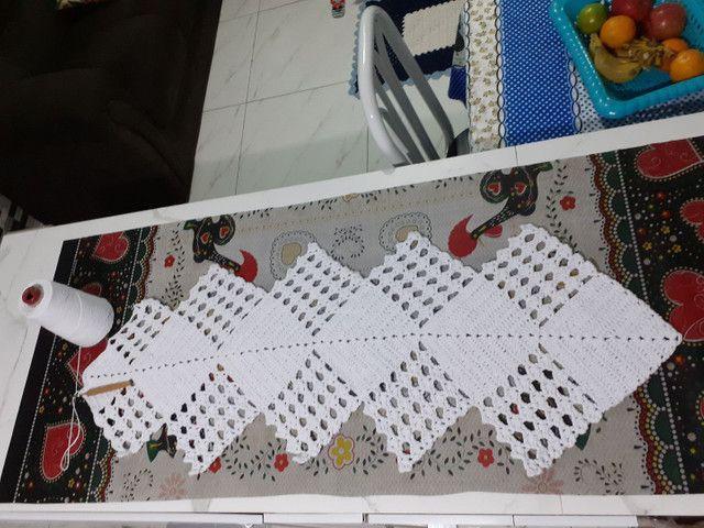 Várias peças em crochê. A parti de R$10. - Foto 5