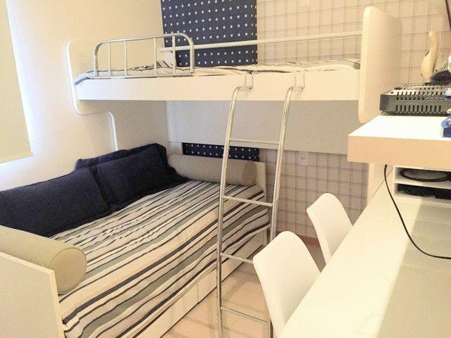 03 Suites Vista Mar Varanda Gourmet! Perfeito - Foto 13