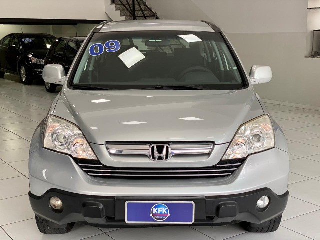 Honda Crv 2.0 Lx 4x2 Gasolina 4P Automatico 2009 - Foto 8