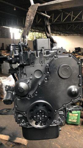 Retroescavadeira motor para retros: Newholland,  CaseN,   * - Foto 5