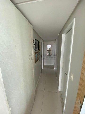 Hh1319  Setubal, apto 174m, 4 quartos, 3 suites,  3 vagas, 16´andar, $7300 tudo incluso - Foto 8