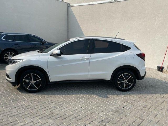 VENDO Honda HR-V EXL 2019 com 28mil Km Branco Perola  - Foto 7