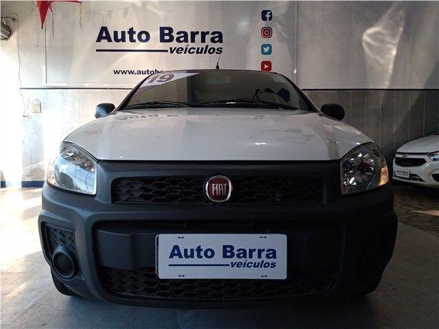 Fiat Strada 2019 1.4 mpi hard working cs 8v flex 2p manual