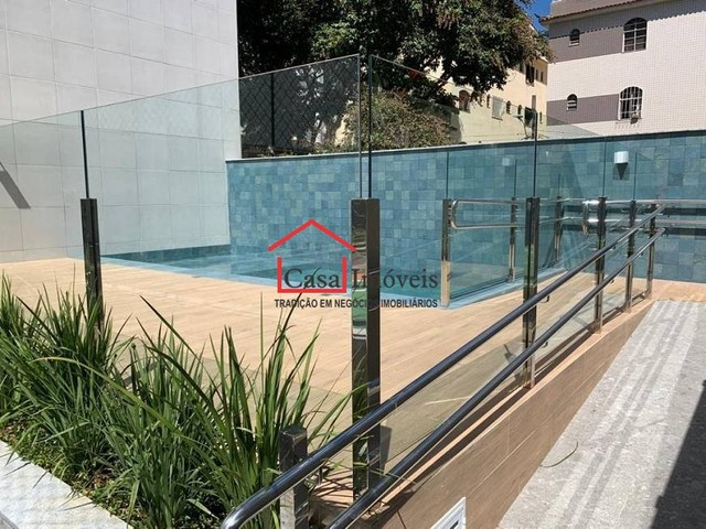 Apartamento à venda com 4 dormitórios em Cidade nova, Belo horizonte cod:CSA18107 - Foto 2