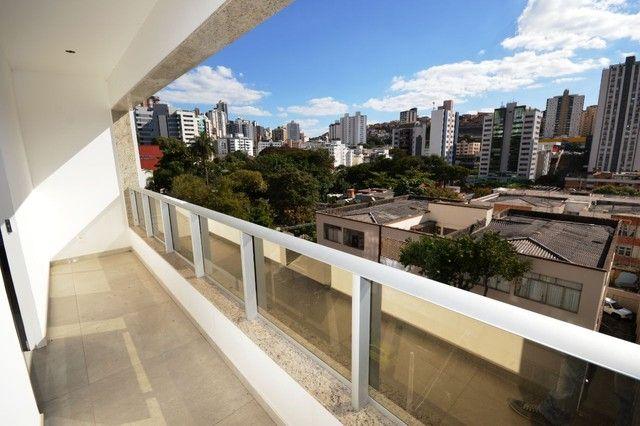 Sion venda 04 quartos novo 132m² lazer px Santa Doroteia - Foto 3
