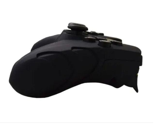 7991 - Controle para Video Game Ps3/Pc / Usb KP-4040 - Foto 4