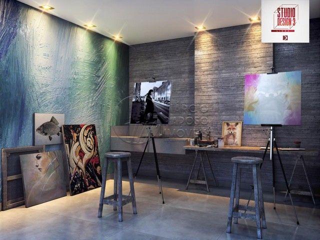 Apartamento à venda com 1 dormitórios em Ponta da terra, Maceio cod:V5286 - Foto 4