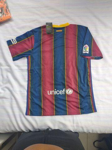 Camisa Barcelona titular  - Foto 5