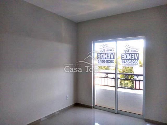 Apartamento à venda com 3 dormitórios em Oficinas, Ponta grossa cod:1826 - Foto 8