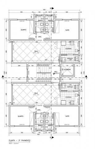 Apartamento à venda com 3 dormitórios em Santa rosa, Belo horizonte cod:ATC4277 - Foto 4