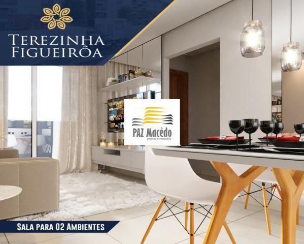 Apartamento com 02 quartos , com varanda e área de lazer completa em Olinda - Foto 7