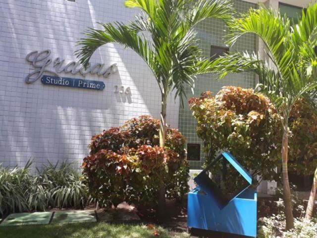 Apartamento para Locação em Recife, Graças, 1 dormitório, 1 suíte, 1 banheiro, 1 vaga - Foto 3