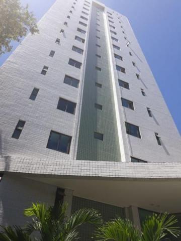 Apartamento para Locação em Recife, Graças, 1 dormitório, 1 suíte, 1 banheiro, 1 vaga