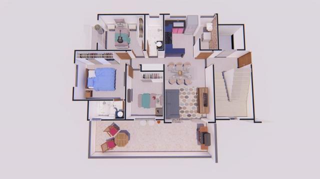 Apartamento à venda com 3 dormitórios em Castelo, Belo horizonte cod:ATC4272 - Foto 2