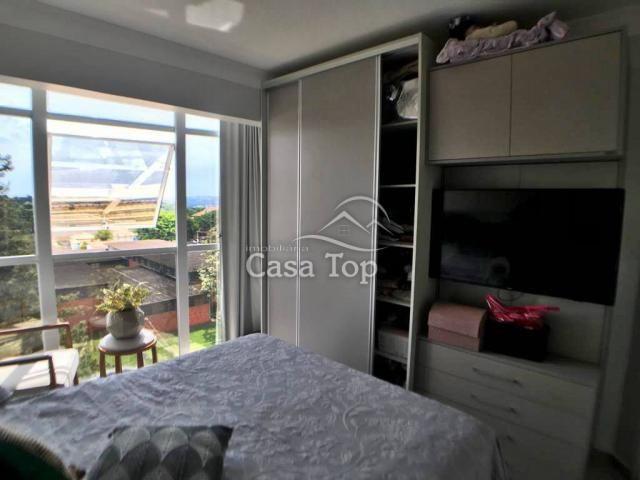 Apartamento à venda com 3 dormitórios em Oficinas, Ponta grossa cod:3633 - Foto 9