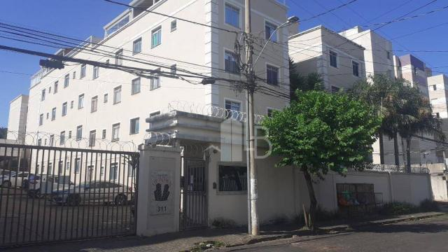 Apartamento com 2 dormitórios para alugar, 44 m² por R$ 750,00/mês - Martins - Uberlândia/ - Foto 2