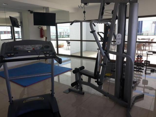 Apartamento para Locação em Recife, Graças, 1 dormitório, 1 suíte, 1 banheiro, 1 vaga - Foto 9