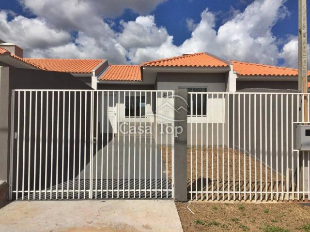Casa à venda com 2 dormitórios em Colonia dona luiza, Ponta grossa cod:3800