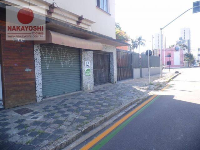 Loja para alugar, 30 m² por R$ 700,00/mês - Rebouças - Curitiba/PR