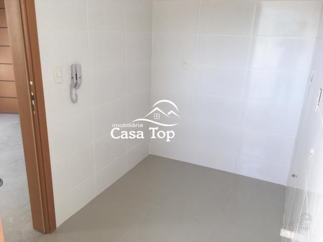 Apartamento à venda com 2 dormitórios em Jardim carvalho, Ponta grossa cod:1835 - Foto 3