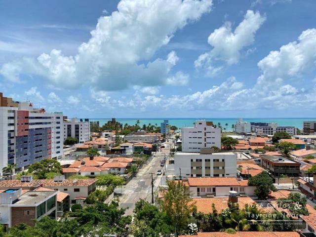 Apartamento de 1 quarto com vista para o mar - Manaira - Foto 13