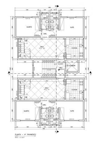 Apartamento à venda com 3 dormitórios em Santa rosa, Belo horizonte cod:ATC4277 - Foto 5