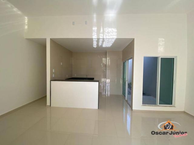 Casa com 3 dormitórios à venda, 90 m² por R$ 270.000 - Centro - Eusébio/CE - Foto 17