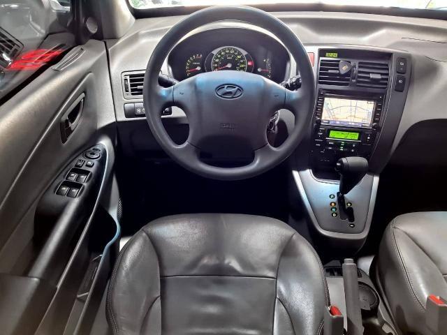 TUCSON 2012/2013 2.0 MPFI GLS 16V 143CV 2WD FLEX 4P AUTOMÁTICO - Foto 6