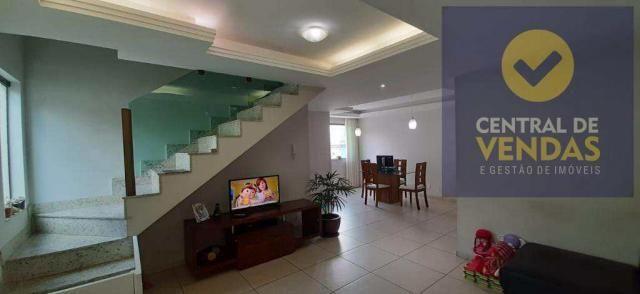 Casa à venda com 4 dormitórios em Santa mônica, Belo horizonte cod:159 - Foto 4