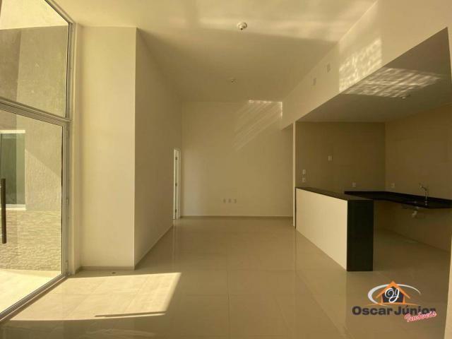 Casa com 3 dormitórios à venda, 90 m² por R$ 270.000 - Centro - Eusébio/CE - Foto 10