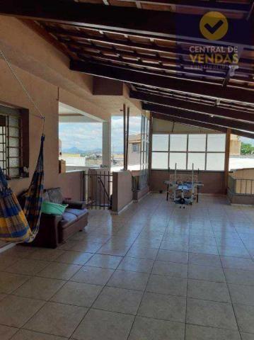 Casa à venda com 4 dormitórios em Santa mônica, Belo horizonte cod:90 - Foto 2