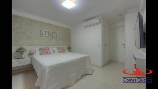 MEDITERRANEE! Apartamento Duplex com 4 dormitórios à venda, 176 m² por R$ 995.000 - Porto  - Foto 16