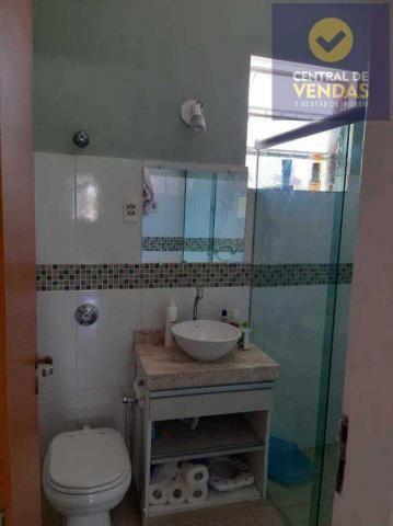 Casa à venda com 4 dormitórios em Santa mônica, Belo horizonte cod:90 - Foto 4