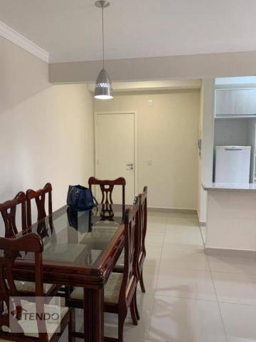 Apartamento 90 m² - alugar - 3 dormitórios - 2 suítes - Bairro Pau Preto - Indaiatuba/SP - Foto 4