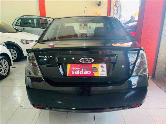 Ford Fiesta 1.6 mpi sedan 8v flex 4p manual - Foto 5
