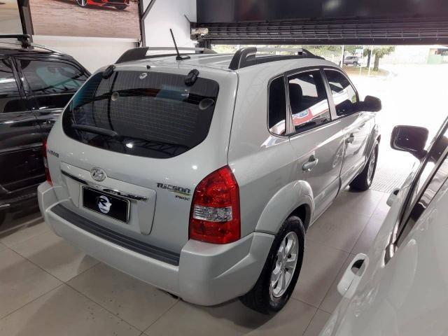 TUCSON 2012/2013 2.0 MPFI GLS 16V 143CV 2WD FLEX 4P AUTOMÁTICO - Foto 2