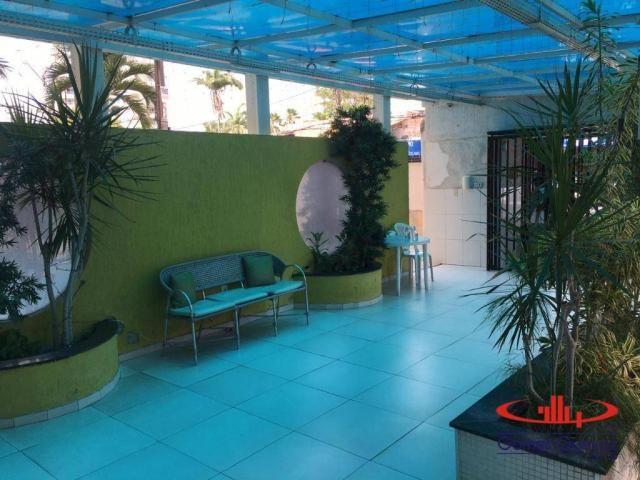 Apartamento com 3 dormitórios para alugar, 129 m² por R$ 1.400/mês - Dionisio Torres - For - Foto 7