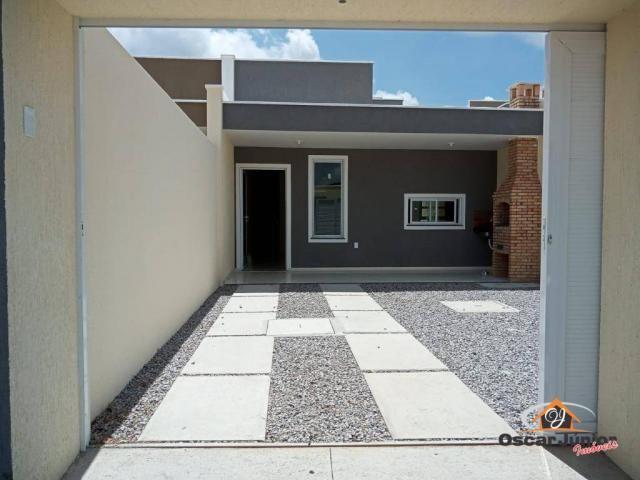 Casa com 3 dormitórios à venda, 98 m² por R$ 295.000,00 - Centro - Eusébio/CE