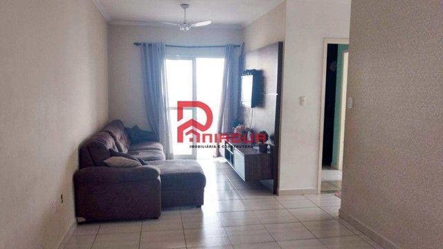 Apartamento com 2 dorms, Aviação, Praia Grande - R$ 280 mil, Cod: 461 - Foto 4