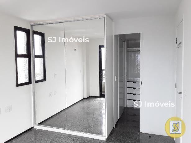 Apartamento para alugar com 4 dormitórios em Varjota, Fortaleza cod:19671 - Foto 10