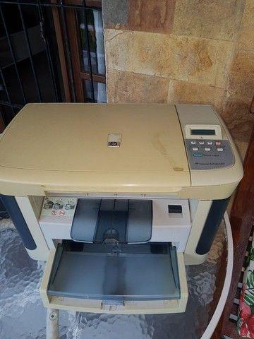 Multifuncional a laser Hp 1120 com toner - Foto 3