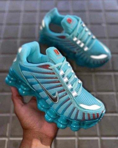 PROMOÇÃO * Nike Shox 12 molas feminino  - Foto 3