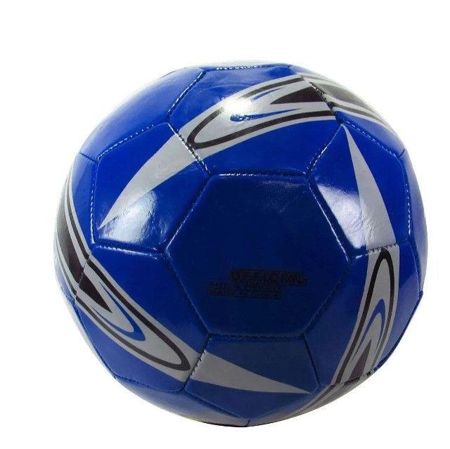 555 - Bola de Futebol Para Campo Sport Tamanho 5 PVC - Foto 2