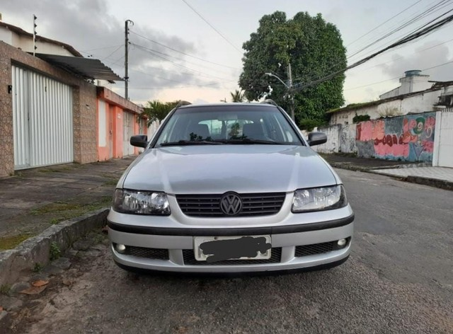 Volkswagen parati G3 2001   - Foto 3