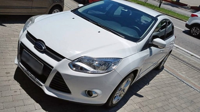 Ford Focus 1.6 hatch 2014 unico dono