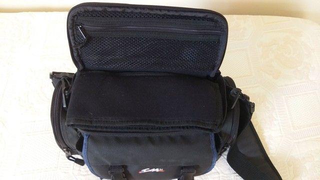 Case para máquina fotográfica ou filmadora - Novinha ! - Foto 2