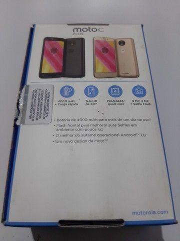 Motorola Moto C Plus 8Gb Dourado (Usado) - Foto 5