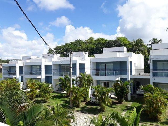 Casa Maravilhosa 4/4 em condomínio fechado na Praia de Buraquinho em Lauro de Freitas - Foto 11